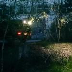 Ausleuchtung LED-Heckscheinwerfer (2x 36W)