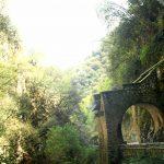Malerhafte Straßen westlich vom Gardasee