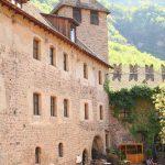 Hof des Schloss Runkelstein