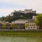 """Blick auf die """"Hohe Salzburg"""""""