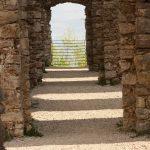 Castel Belfort... romantisch zum Sonnenaufgang