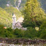Die Kirche von Theth